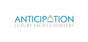 Anticipation Luxury Yacht Charters Logo