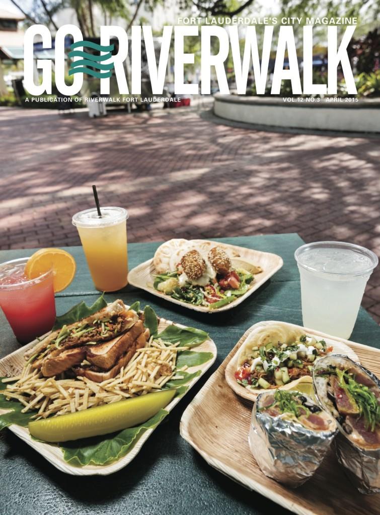 April 2015 Go Riverwalk cover