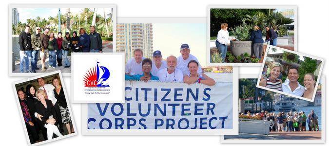 Amazing Volunteers
