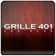 Logo for Grille 401 Las Olas