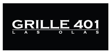 Logo for Grille 401 Las Olas