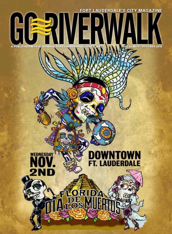October 2016 Go Riverwalk cover