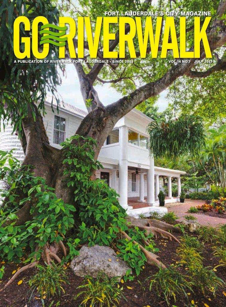 Go Riverwalk July 2017 cover