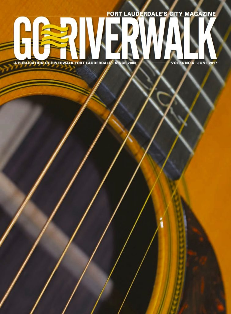 Go Riverwalk June cover