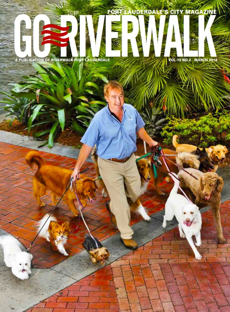 March 2016 Go Riverwalk cover