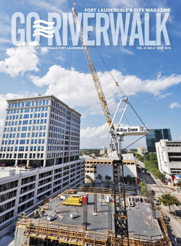 May 2015 Go Riverwalk cover