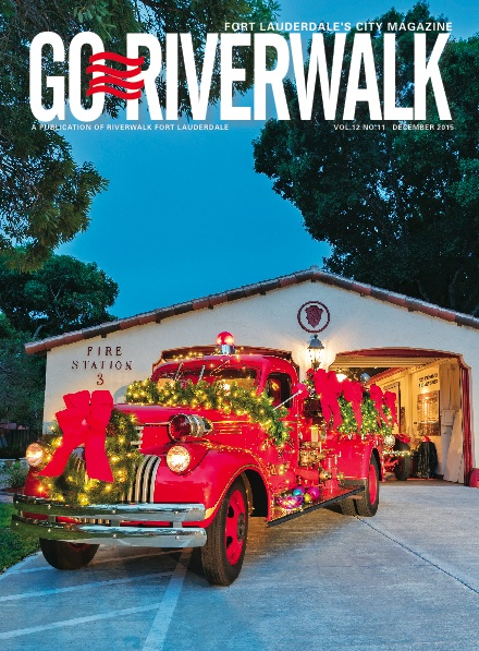December 2015 Go Riverwalk cover