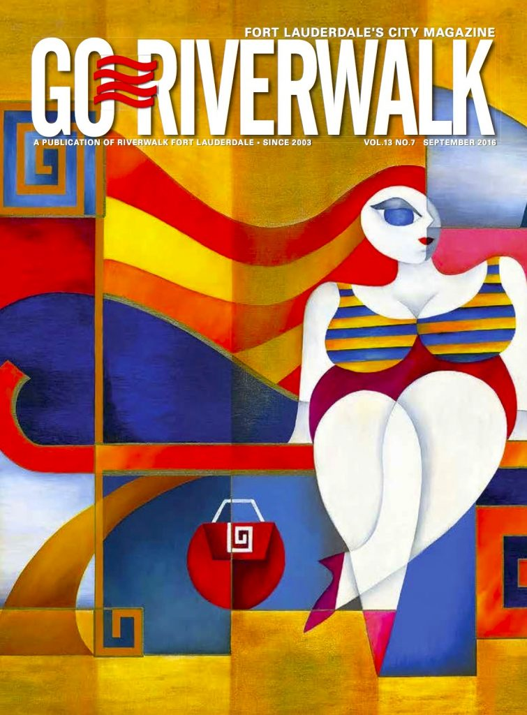 September 2016 Go Riverwalk cover