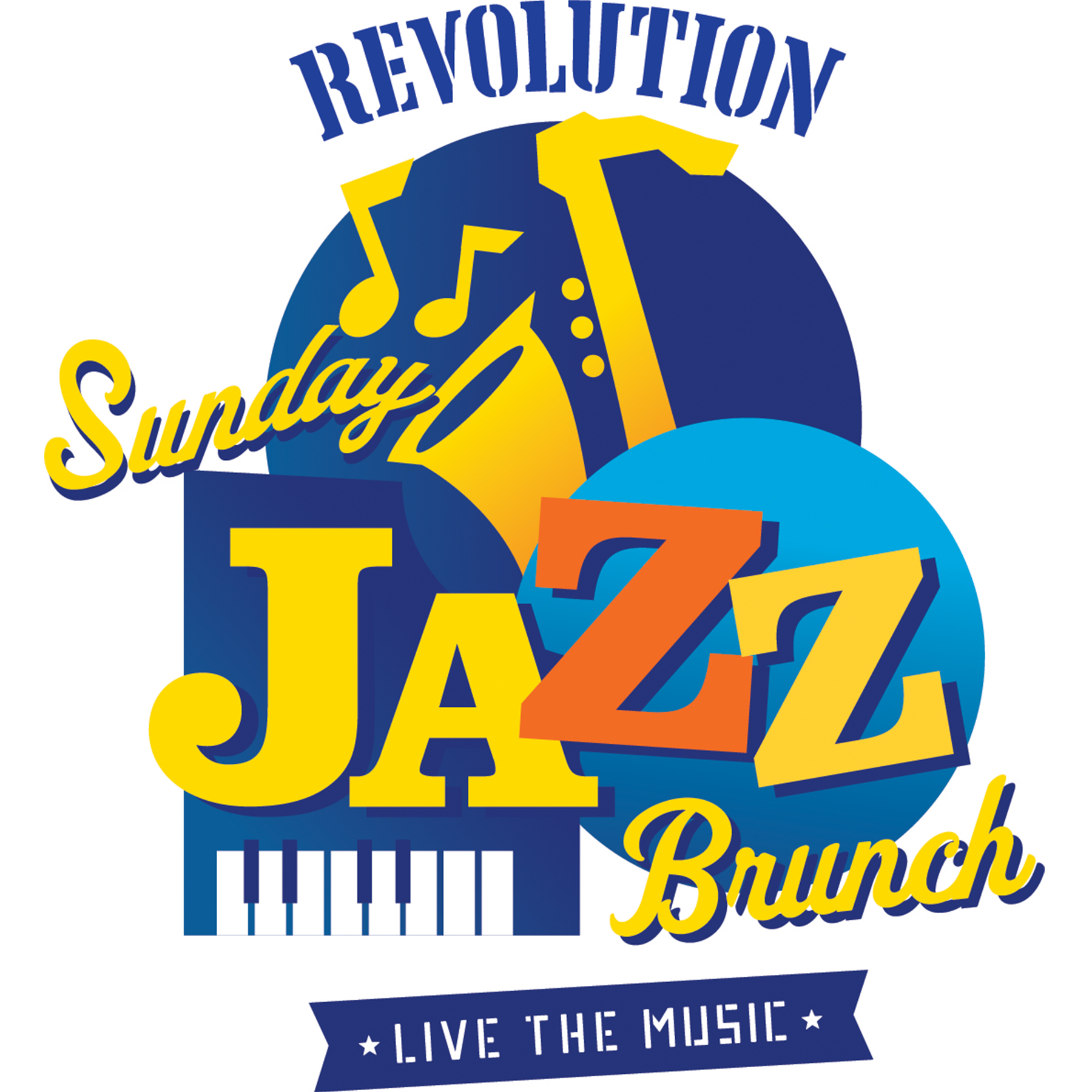 Monthly Sunday Jazz Brunch @Riverwalk – Riverwalk Fort