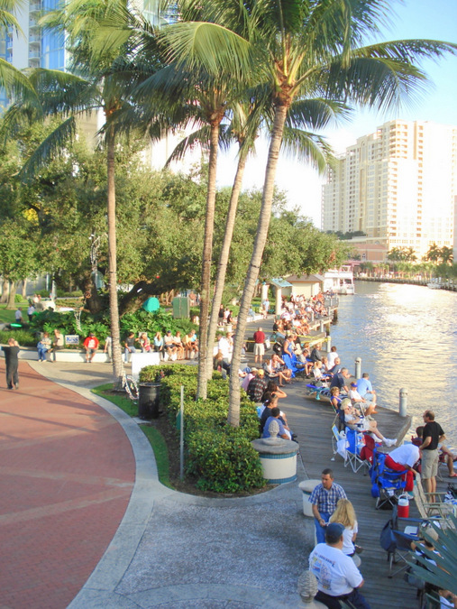 The Riverwalk Park
