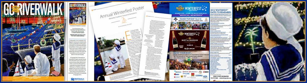 Go RIverwalk Magazine Feature: Winterfest