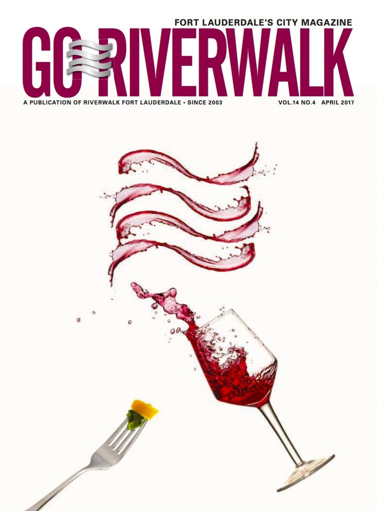 April 2017 Go Riverwalk cover
