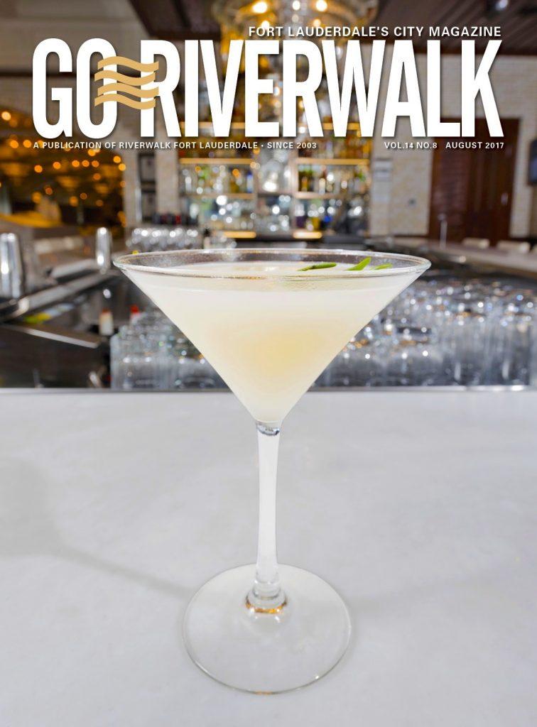 Go Riverwalk August 2017 cover