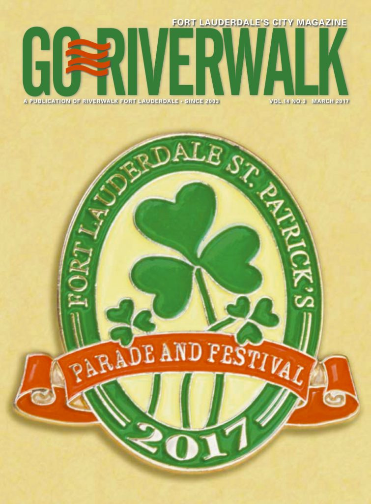 March 2017 Go Riverwalk cover