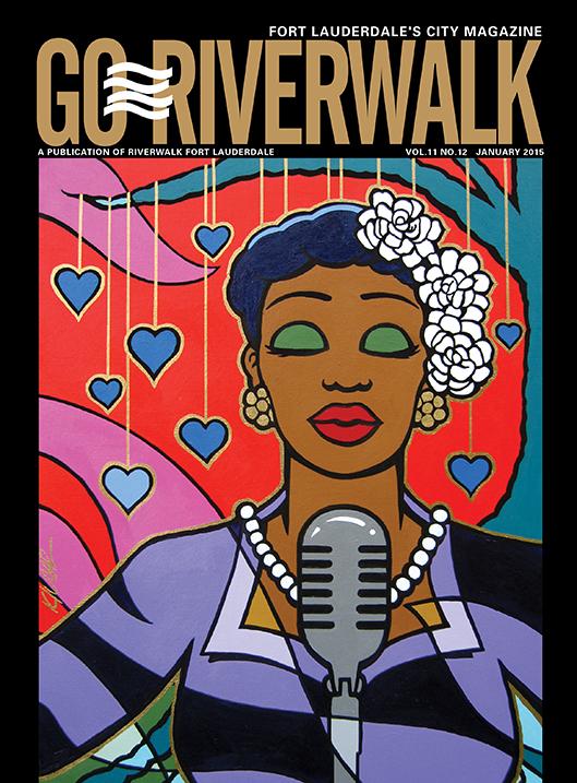 January 2015 Go Riverwalk cover