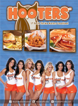 Ad for Hooters