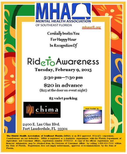 Ride To Awareness 02-09-16