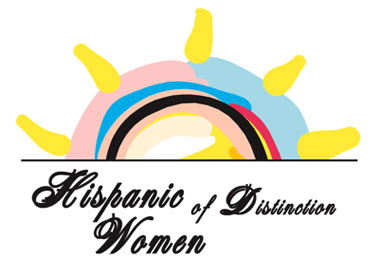 hispanic women of distinction logo