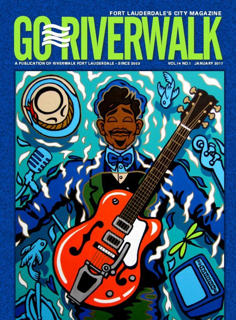 January 2017 Go Riverwalk cover