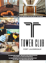 Ad for the Tower Club
