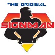 The Original Signman Logo