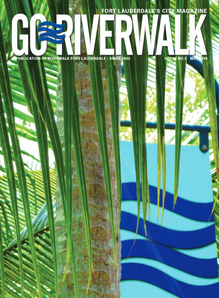 Image of the GoRiverwalk May 2018 Cover