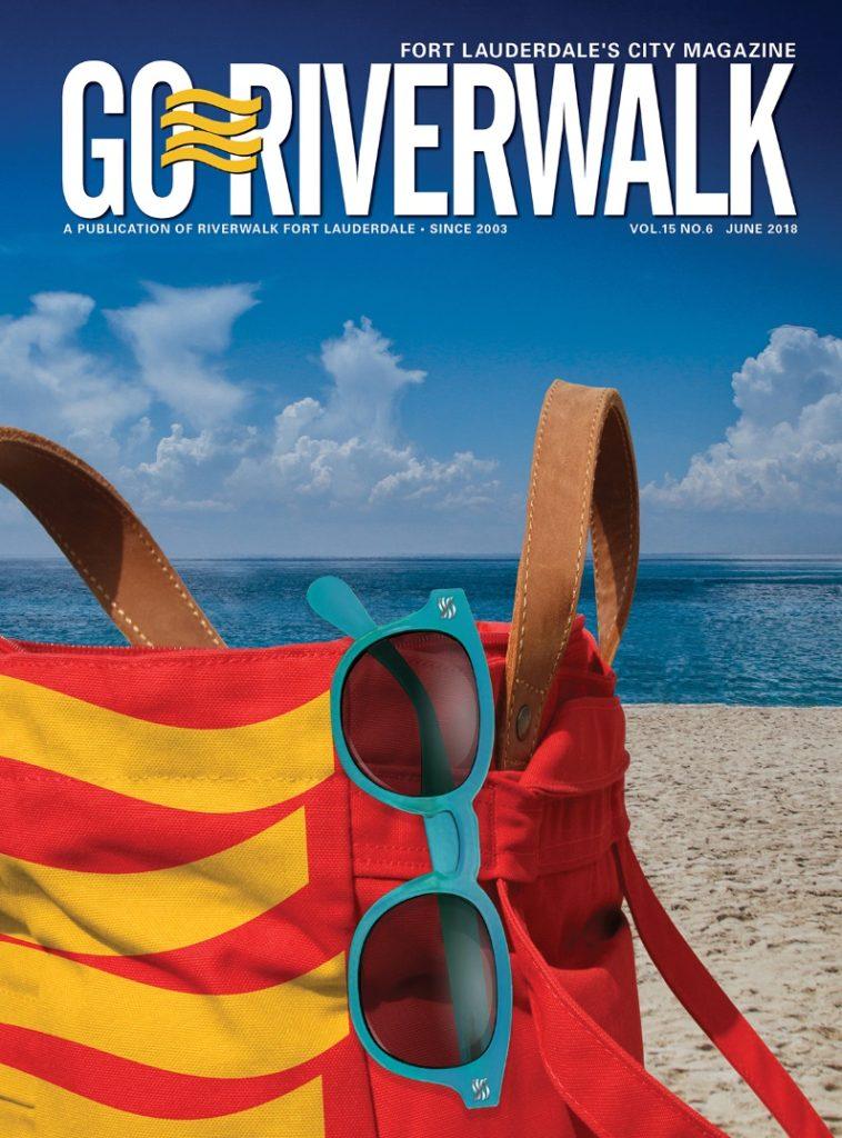 Image of the GoRiverwalk June 2018 Cover