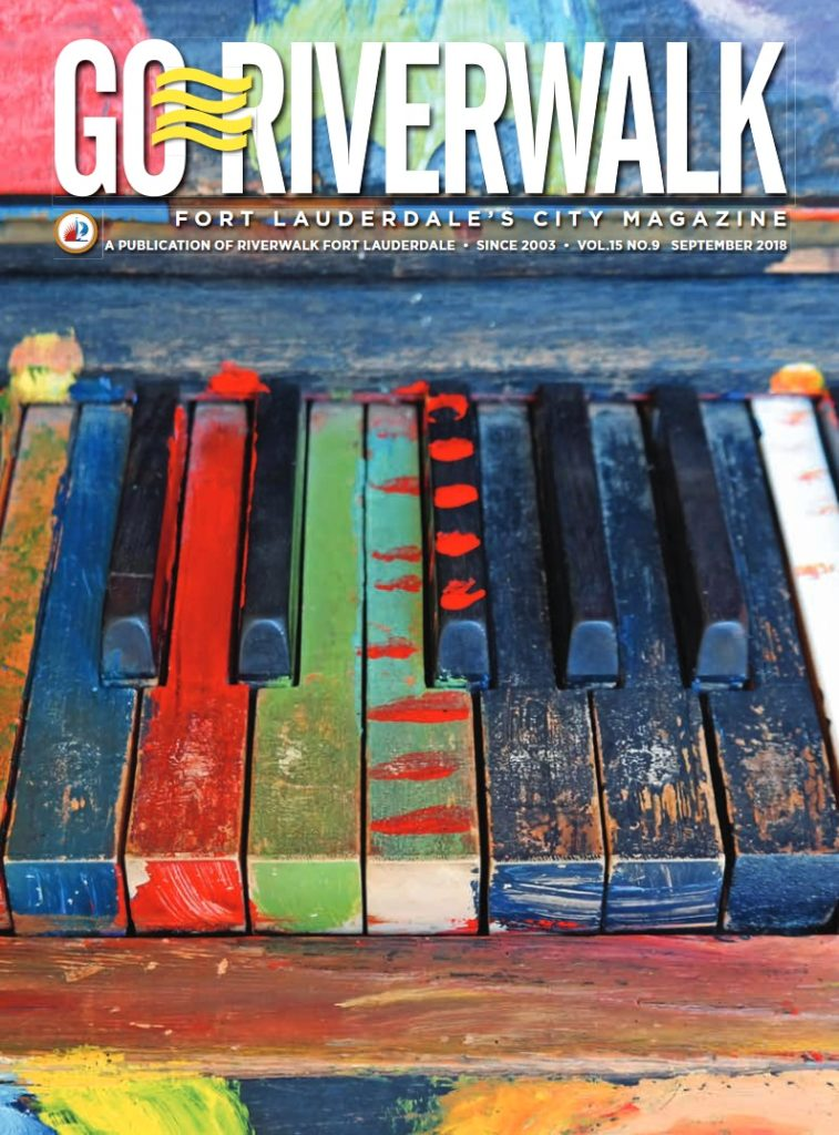 Image of the GoRiverwalk September 2018 Magazine Cover