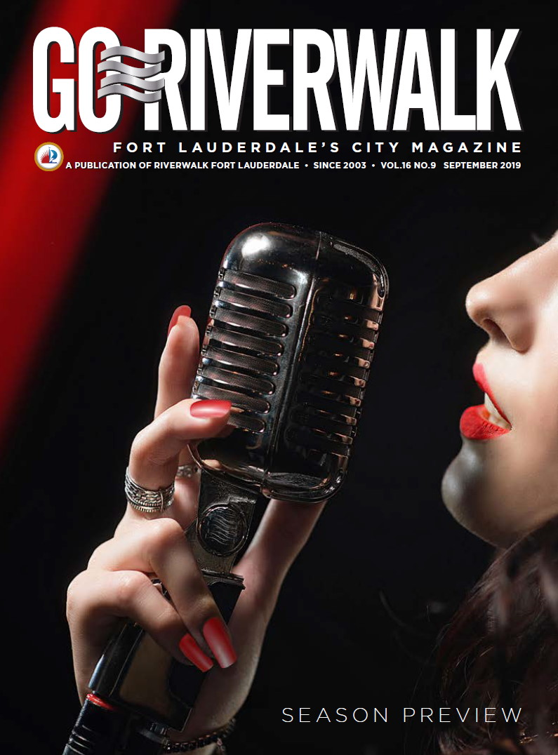Image of the GoRiverwalk Magazine September 2019 Cover