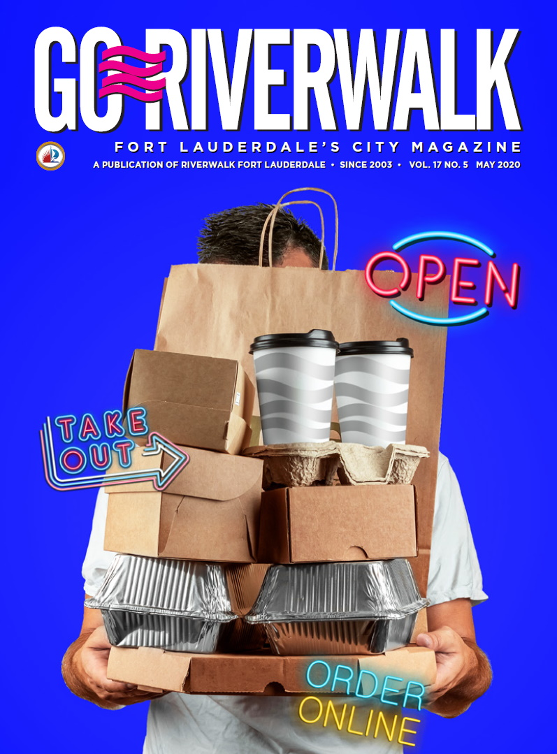 Image of the GoRiverwalk Magazine May 2020 Cover