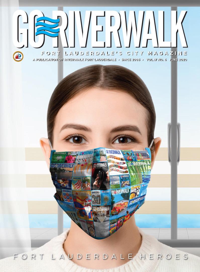 Image of the GoRiverwalk Magazine June 2020 Cover