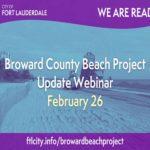 Broward County Beach Project Update Webinar