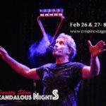 Scandalous Nights Variety Show