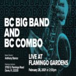Live Jazz: BC Big Band and BC Combo