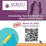 Immunizing Your Relationships Against COVID Stress