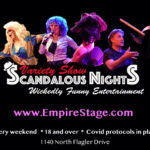 Scandalous Nights Variety Show