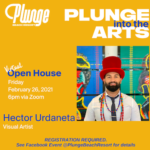 Plunge Into The Arts with Hector Urdaneta