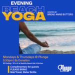 Plunge Beach Resort Evening Beach Yoga