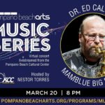 Pompano Beach Arts Virtual Music Series