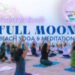 Full Moon Beach Yoga & Meditation