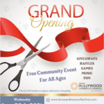 Broward Mom Collective's Grand Opening & Ribbon Cutting Ceremony
