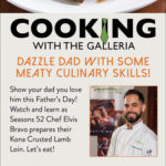 Cooking with The Galleria