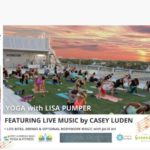 Sunset Rooftop Yoga