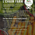 Kosher & Organic Farmers Market