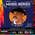 Pompano Beach Arts presents Allan Harris