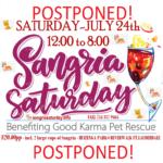 Sangria Fest - Postponed