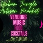 Urban Jungle Artisan Market