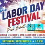 Pre Labor Day Festival