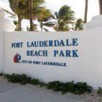 Fort Lauderdale Beach Sweep